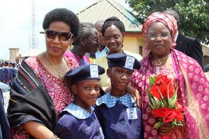 Nigeria - UN Women director